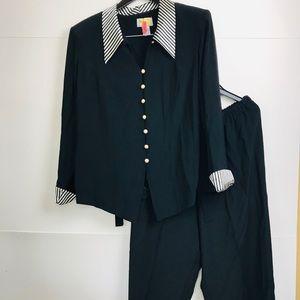 Vintage Business Pant Suit